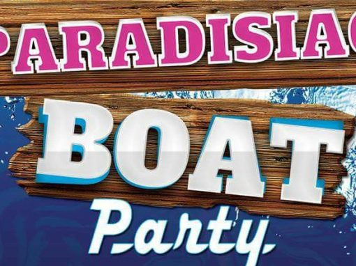 Paradisiac BOAT PARTY