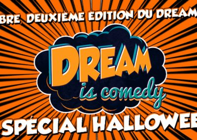 DREAM IS COMEDY #2
