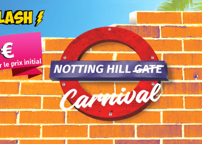 Carnaval de Notting Hill | Londres