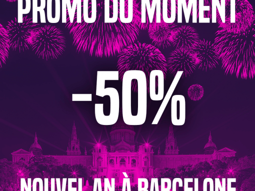 Nouvel an à BARCELONE