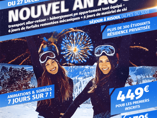 Nouvel an au Ski